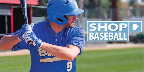 Shop Baseball Gear