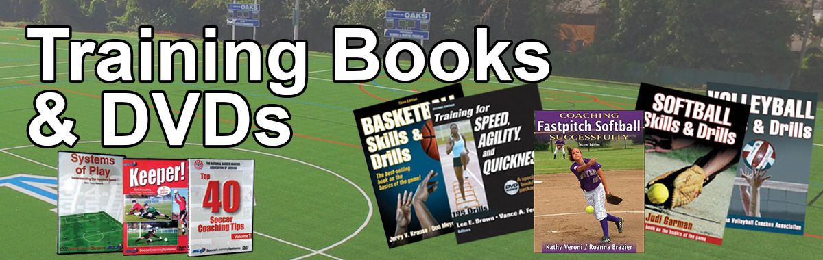 Sports Training Books & DVDs
