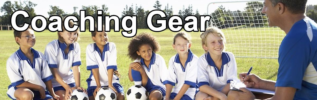 Soccer Coaching Gear