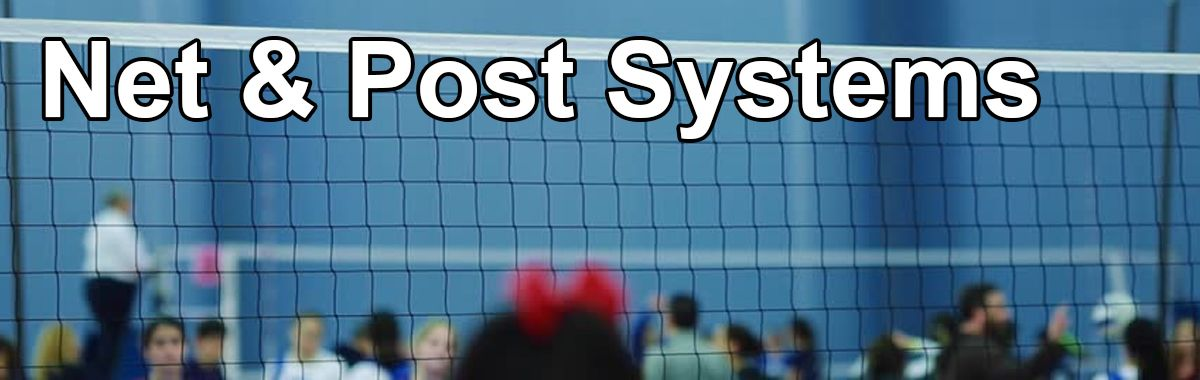 Volleyball Net & Post Systems