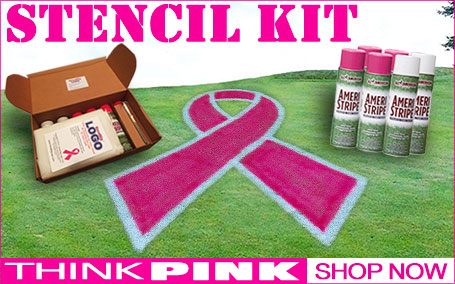 Shop for field stencil kits, field paint and more!