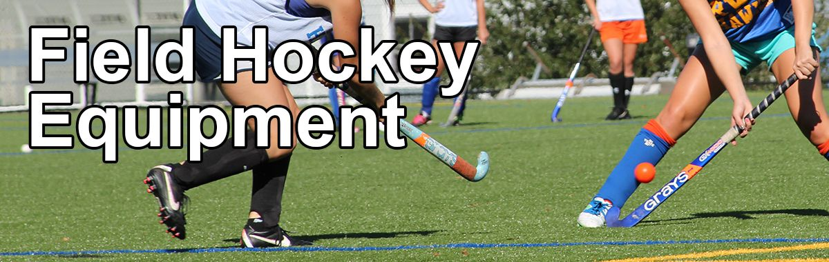 Women's Field Hockey Equipment & Supplies