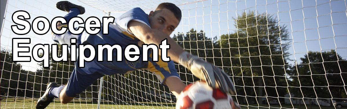 Men's & Women's Soccer Gear