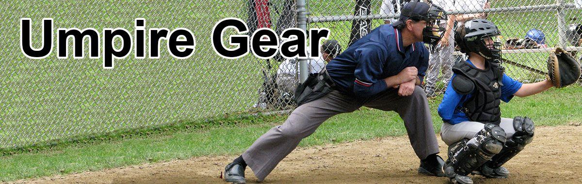 Baseball Umpire Gear & Equipment