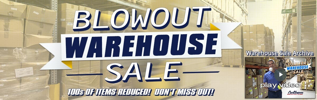 Sports Equipment Sale
