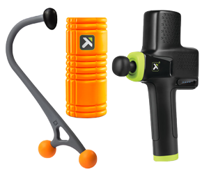 Massage Therapy Rollers, Balls & Bars