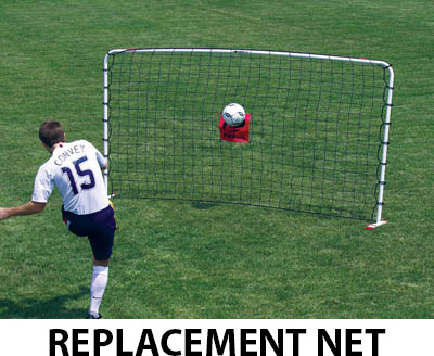 4bbac1e16 Kwik Goal 5' x 10' AFR-2 Rebounder REPLACEMENT NET, 3B806 - A11-546
