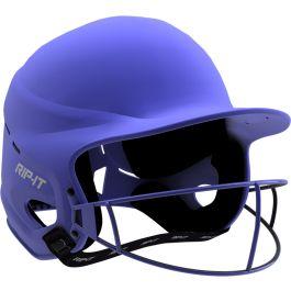 "Details about  /New Rip It Vision Pro Softball Batting Helmet Small//Mediium 6/"" 6 7//8/"" Ryl//Blk"