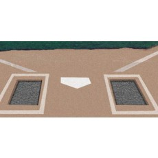 Batter's Box Foundation, MK3240