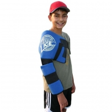 Pro Ice Cold Therapy Baseball Shoulder Wrap, YOUTH, AGE 8-12