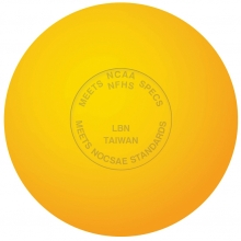 Champro (dz) Official Lacrosse Balls w/ NOCSAE Stamp, Yellow
