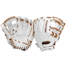 """Easton 11.5"""" Professional Collection Fastpitch Infield Softball Glove, PCFP115"""