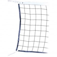Champion 2mm Volleyball Net w/ Rope Cable VN3