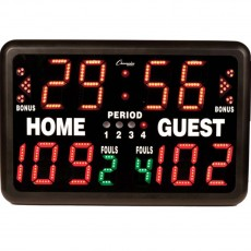 Champion Multi-Sport Indoor Electric TableTop Scoreboard w/ Remote