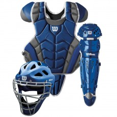 Wilson C1K Intermediate Baseball Catcher's Gear Kit