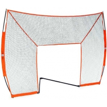 BOWNET 12'Wx9'H BowHALO Lacrosse Goal Halo Net