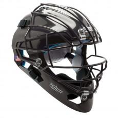 Schutt Air Maxx 2966 Molded Catcher's Helmet w/OS Faceguard