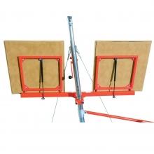 Spieth All American Uneven Bar Spotting Platform