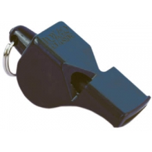 Fox 40 Classic Coach/Referee Whistle, Black