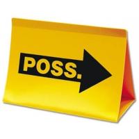 Economy Basketball Flip Possession Arrow