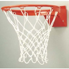 Bison Heavy-Duty Side Court Flex Basketball Goal, BA32