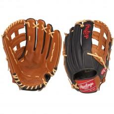 "Rawlings 12"" Prodigy Yth Pro Taper Outfield Baseball Glove, P120GBH-6/0"