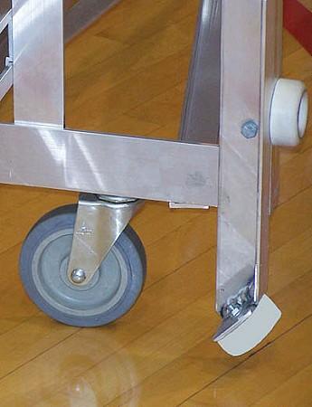 3 Row 21 Standard Tip Amp Roll Bleacher A07 683