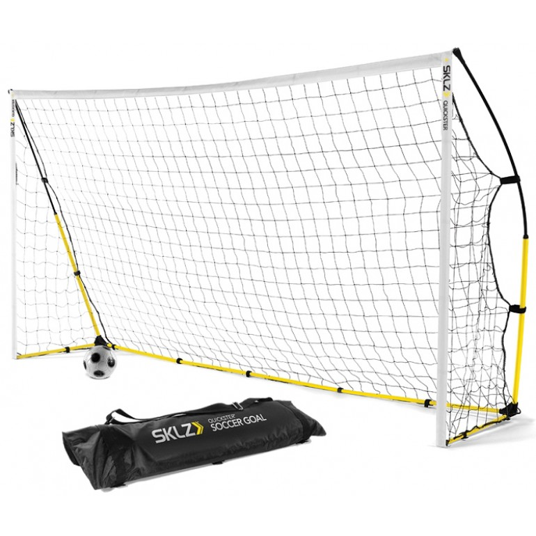 39d60379d SKLZ 12' x 6' Quickster Pop-Up Soccer Goal - A11-127