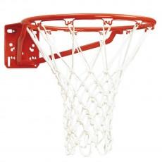 Bison Single Rim Super Basketball Goal, BA27A