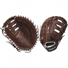 "Wilson 12"" A900 First Base Mitt, WTA09RB18BM12"
