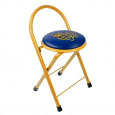 Stadium Chair Locker/Time Out Stool w/ Artwork