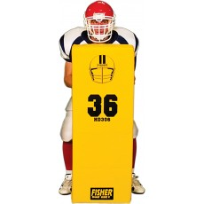 Fisher Full Body Football Blocking Shield, HD300