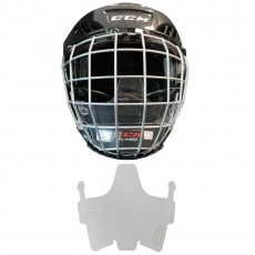 TEKTOR 3/pk Hockey Cage Nose & Mouth Shields