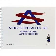 Women's Lacrosse Scorebook