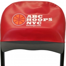 Stadium Sideline Chair Back Slip Cover, w/ 2-Color Artwork