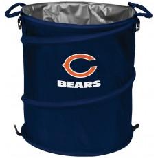 Chicago Bears NFL Collapsible 3-in-1 Hamper/Cooler/Trashcan
