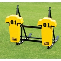 Fisher CL2M JV Football Blocking Sled - MAN PAD, 2 MAN