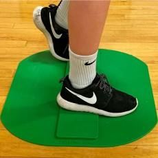 Portolite Sticky Indoor Softball Pitching Mat