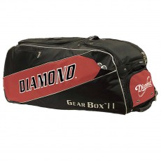 "Diamond GBox II Catcher's Equipment Bag, 38""Lx15""Wx15""H"