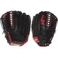 "Rawlings 12.75"" Pro Preferred Trout Outfield Baseball Glove, PROSMT27"
