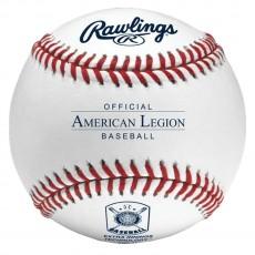 Rawlings R100-CTAL Connecticut Official American Legion Baseballs, dz