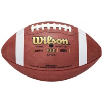 Wilson 1001 NCAA / NFHS Official Leather Game Football