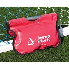 Jaypro Sand Bag Soccer Goal Ground Anchor w/ Handle, SWB-451 (ea)