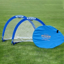 PUGG 4' Pop-Up Soccer Training Goals (pair)