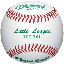 Diamond DFX-LC1LL Little League Soft Core Tee Balls, Level 1, dz