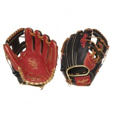 "Rawlings 11.5"" Heart Of The Hide Infield Baseball Glove, PRONP4-2SBG"