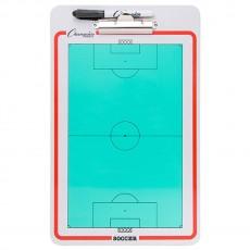 Champion Soccer Dry-Erase Coaching Board, CBSB