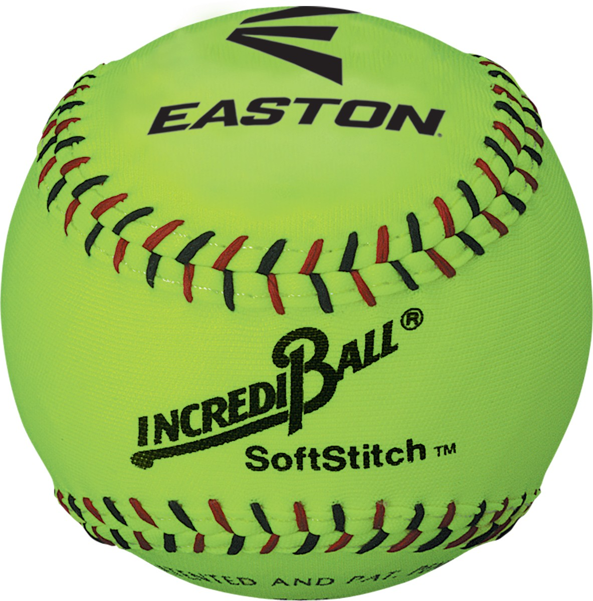 Easton 12'' Incrediball Neon SoftStitch Training Softball