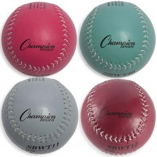 "Champion 4/set Weighted Training 12"" Softballs"
