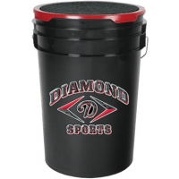 Diamond BKT B Baseball Bucket, Black